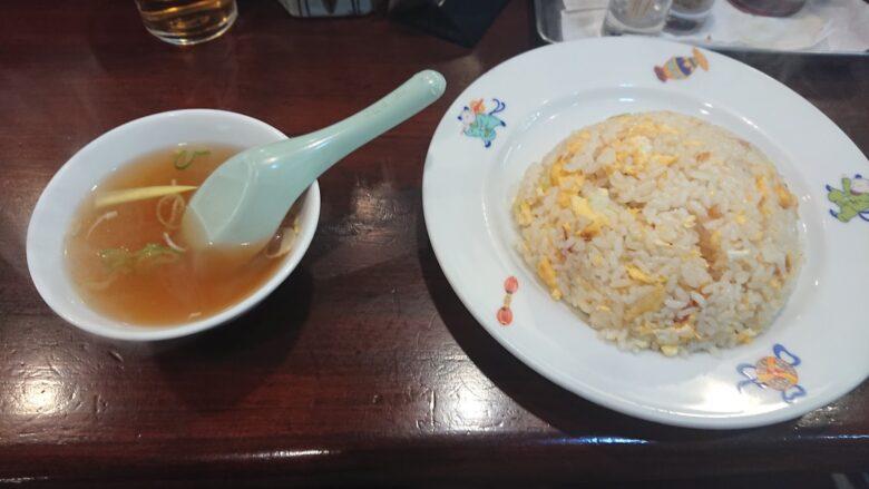 川崎駅の大衆中華料理屋「天龍」と、父の作る男メシの思い出