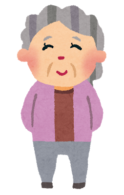 8年ぶりに85歳の祖母に会ってきて、昔話を聞いてきた